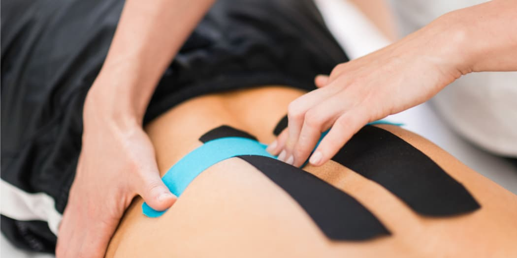 Benefits Of Using Sports Taping