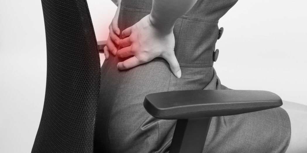 Workplace & Desk Job Injuries